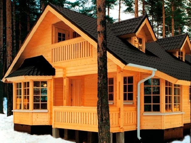 Ремонт загородных домов