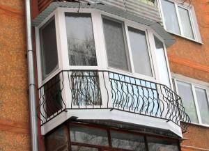 остекление балконов киев